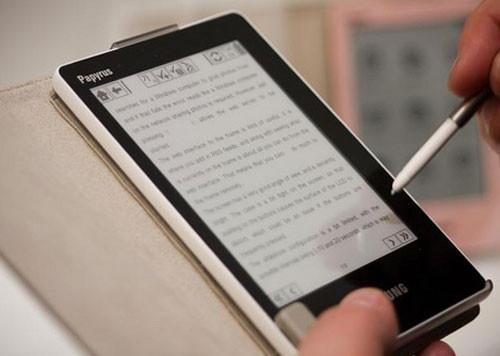 электронная книга Samsung Papyrus