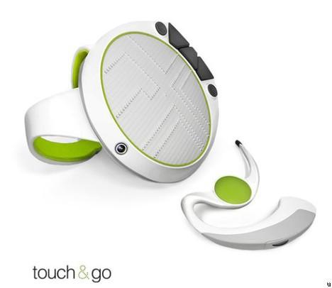 Touch & Go: концепт тактильного навигатора
