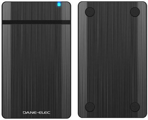 жесткие твердотельные диски USB 3.0 Dane-Elec SSD So SuperSpeed