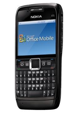 Microsoft Nokia альянс соглашение Office Communicator Mobile