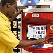 McDonalds занялась прокатом DVD
