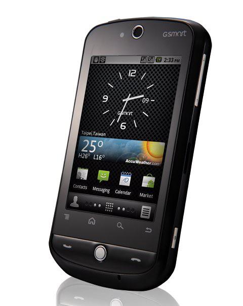 Dual-SIM Android смартфон