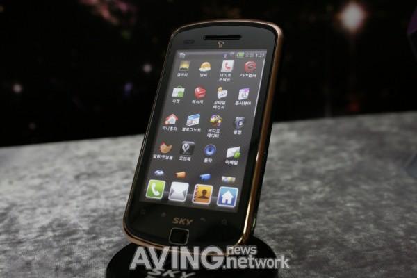 Pantech смартфон Android SIRIUS IM-A600S