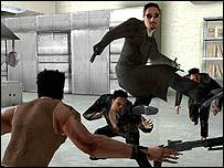 Войди в Матрицу (Enter the Matrix)