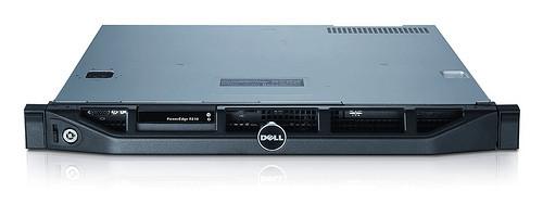 сервер dell R210 xeon 3400