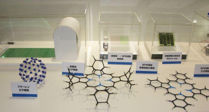 органические тонкопленочные солнечные элементы