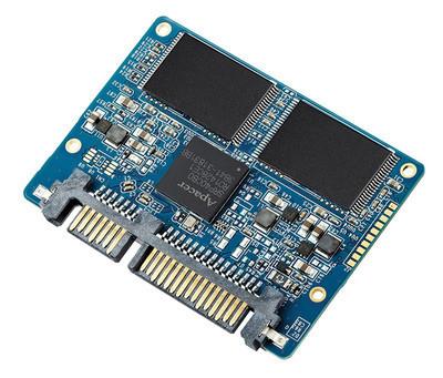 Apacer представляет новые ультратонкие SSD-накопители с интерфейсом SATA3